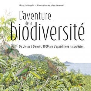 L'aventure de la biodiversité - belin - 9782701183138 -