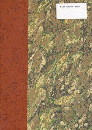 L'art d'atteler Tome 1 - lavauzelle - 9782702505427 -