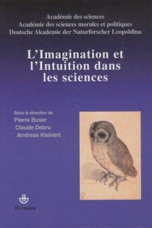 L'imagination et l'intuition dans les sciences - hermann - 9782705669829 -