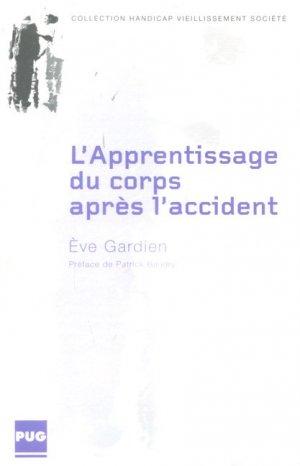 L'Apprentissage du corps après l'accident - PUG - 9782706114397 -