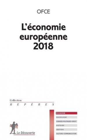 L'économie européenne - la decouverte - 9782707198778 -