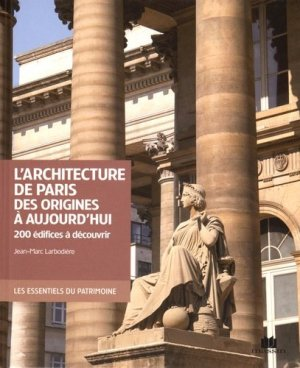 L'architecture de Paris - Massin - 9782707209153 -