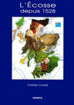 L'Écosse depuis 1528 - ophrys - 9782708008403 -
