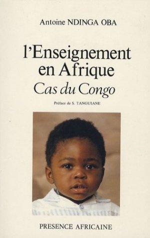 L'enseignement en Afrique - Editions Présence Africaine - 9782708705180 -