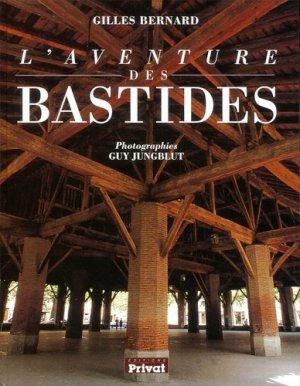 L'aventure des bastides - privat - 9782708991712 -
