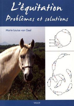 L'équitation : problèmes et solutions - vigot - 9782711424726 -