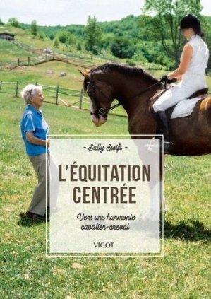 L'équitation centrée - vigot - 9782711425563 -