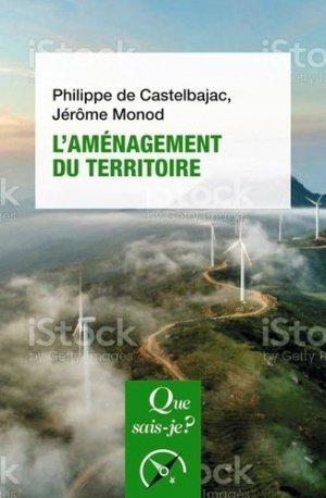 L'Aménagement du territoire - puf - presses universitaires de france - 9782715406001 -