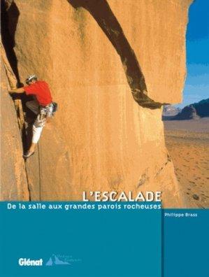 L'escalade - glenat - 9782723458948