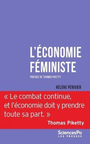 L'économie féministe - sciences po les presses - 9782724626759 -