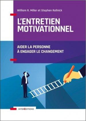 L'entretien motivationnel - intereditions - 9782729619251