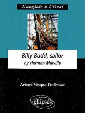Billy Budd, sailor - ellipses - 9782729841546 -