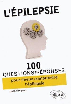 L'épilepsie - ellipses - 9782729884727 -