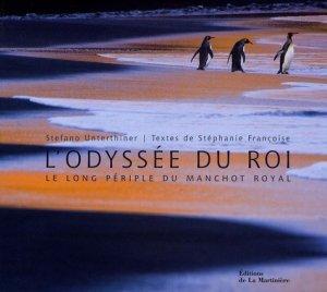 L'Odyssée du roi - de la martiniere - 9782732438030 -
