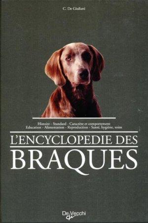 L'encyclopédie des braques - de vecchi - 9782732827933 -