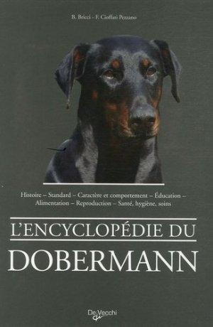 L'encyclopédie du dobermann - De Vecchi - 9782732887029 -