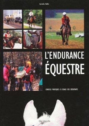 L'endurance équestre - de vecchi - 9782732889009 -
