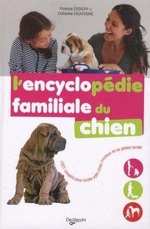 L'encyclopédie familiale du chien - de vecchi - 9782732895475 -