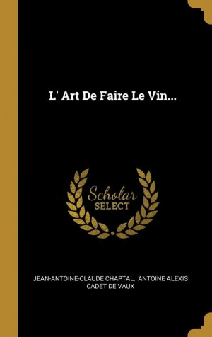 L'art de faire le vin - jeanne laffitte - 9782734802693 -