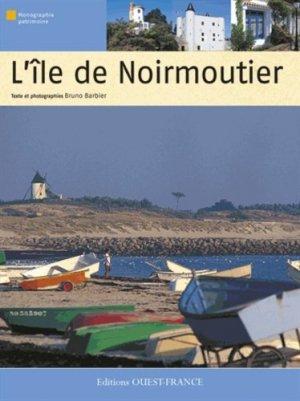 L'île de Noirmoutier - ouest-france - 9782737348655 -