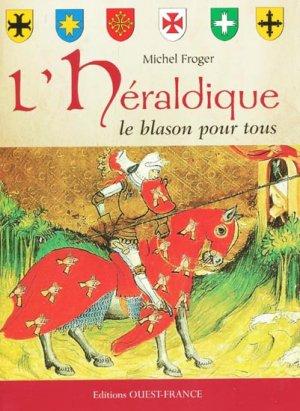 L'Héraldique - ouest-france - 9782737354410 -