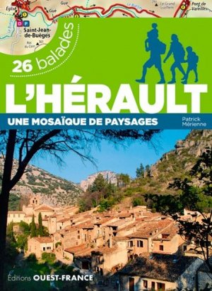 L'herault - 26 balades - ouest-france - 9782737373596 -