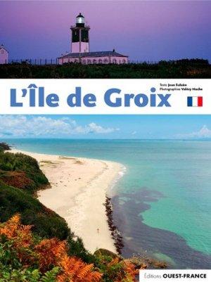L'île de Groix - Ouest-France - 9782737377402 -