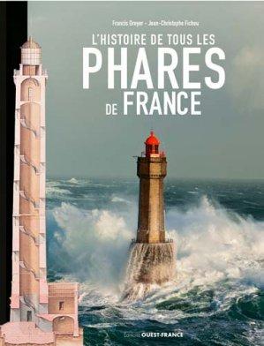 L'histoire de tous les phares de France - ouest-france - 9782737378690 -