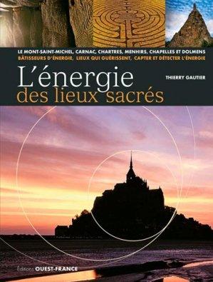 L'energie des lieux sacres - ouest-france - 9782737381416 -