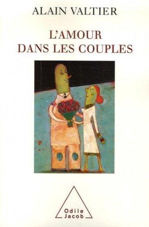 L'amour dans les couples - odile jacob - 9782738117014 -