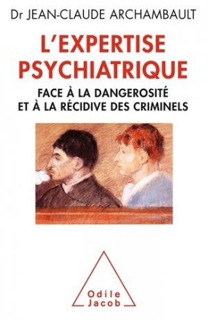 L'expertise psychiatrique - odile jacob - 9782738127884