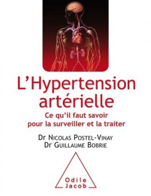 L'hypertension artérielle - odile jacob - 9782738128720 -