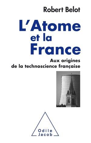 L'Atome et la France - odile jacob - 9782738133465 -