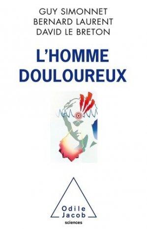 L'Homme douloureux - odile jacob - 9782738145888
