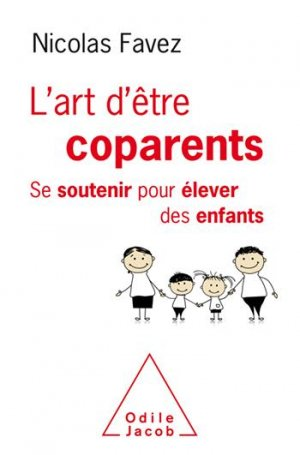 L'Art d'être co-parents - odile jacob - 9782738151650 -