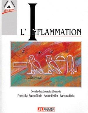 L'inflammation - john libbey eurotext - 9782742001170 -