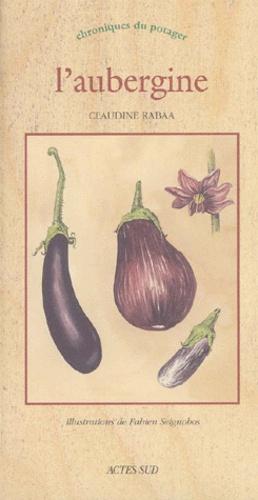 L'aubergine - actes sud - 9782742732333 -