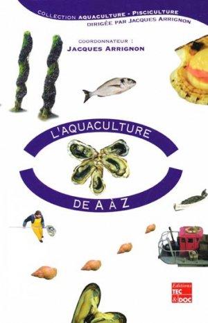 L'aquaculture de A à Z - lavoisier / tec et doc - 9782743004651