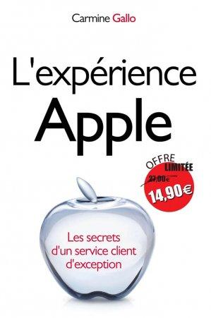 L'expérience Apple - pearson - 9782744065415 - majbook ème édition, majbook 1ère édition, livre ecn major, livre ecn, fiche ecn