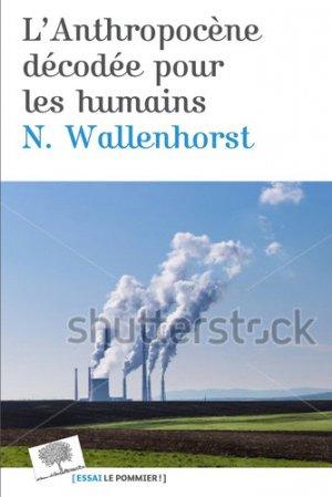 L'anthropocène décodée pour les humains - le pommier - 9782746517738