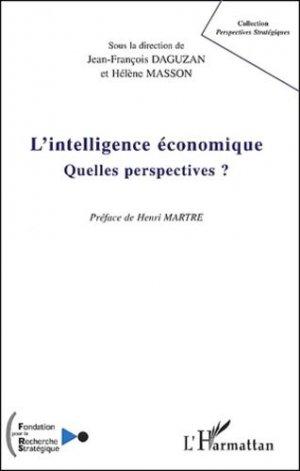 L'intelligence économique - l'harmattan - 9782747551137 -