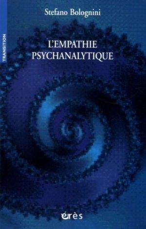 L'empathie psychanalytique - Erès - 9782749205694 -