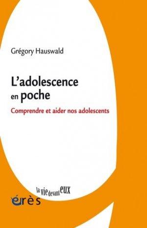 L'adolescence en poche - eres - 9782749249780 -