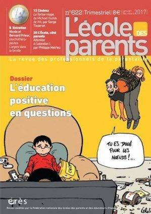 L'éducation positive en questions - eres - 9782749254906 -
