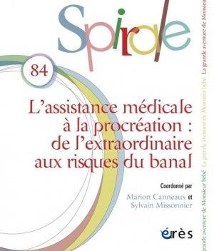 L'assistance medicale a la procreation - eres - 9782749257518 -