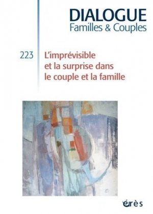 L'imprévisibilité dans le couple et la famille - eres - 9782749263205
