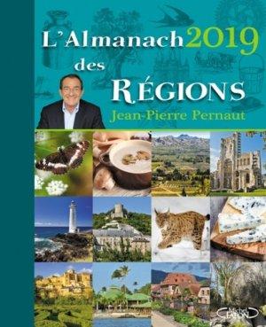 L'almanach des régions - Michel Lafon - 9782749936239 -