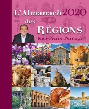 L'almanach des régions - michel lafon - 9782749939278 -