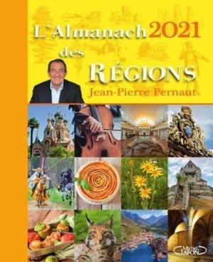 L'almanach des régions - Michel Lafon - 9782749943527 -