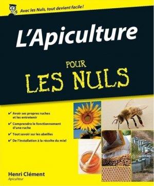 L'apiculture pour les Nuls - first - 9782754066341